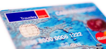 File: Travelex pre-paid card. Photo: Origianally published on Travelex website.